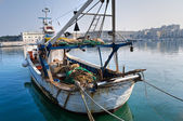 Fishing trawler. — Stock Photo