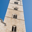 Stock Photo: Belltower Cathedral. Trani. Apulia.