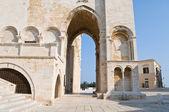 Kathedraal. trani. apulië. — Stockfoto