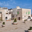 Panoramic view of Giovinazzo. Apulia. - Stockfoto