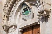 Cathedral. Giovinazzo. Apulia. — Stock fotografie