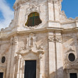 St. Maria La Greca Church. Putignano. Apulia. - Stock Photo