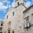 St. Pietro Church. Putignano. Apulia. — Foto Stock #5011338