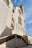 Cathedral. Giovinazzo. Apulia. — Stock Photo