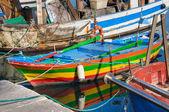 Boats. — Stockfoto