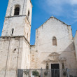 Stock Photo: Mother Church. Polignano Mare. Apulia.