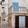 Alleyway. Polignano a Mare. Apulia. - Foto Stock
