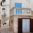 Alleyway. Polignano a Mare. Apulia. - Stockfoto