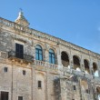 Stock Photo: St. Vito martyr Abbey. Polignano Mare. Apulia.