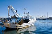 Fishing trawler. — Stock Photo