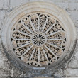 Rose window. — Stock Photo