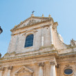St. Giorgio Martyr Church. Locorotondo. Apulia. — Stock Photo #5358324