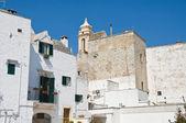 View of Locorotondo. Apulia. — Stock Photo