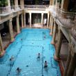 Stock Photo: Bathhouse in Budapest