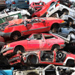 Recycling Cars — Stock Photo #5113616