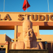 Movies industry in Morocco — Stock Photo