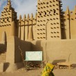 Djenné: African City of Mud — 图库照片