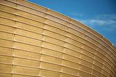 Detalle del fútbol estadio ciudad del cabo — Foto de Stock