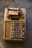 Old Calculator — Stock Photo
