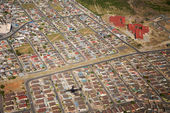 Aerial View from Cape Town — Stock Photo