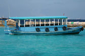 Ship in the Maldives — Stock Photo