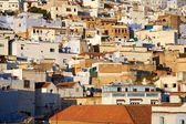 View of Chaouen — Stock Photo