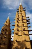 Sudan Architecture — Stock Photo
