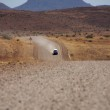 Offroad in Namibia — Stock Photo