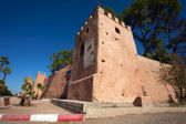 Fortification in Marrakesh — Stock Photo