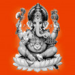 Ganesh — Stock Photo #5200752