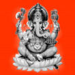 Ganesh — Stock Photo #5200757