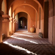 Moroccan architecture in Mopti Dogon Land — Stock Photo