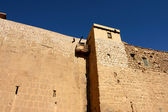 Saint Catherine's Monastery — Stock Photo