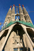 Church La sagrada — Stock Photo
