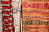 Colorful Fabrics — Stock Photo