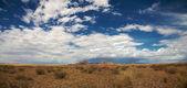 Surreal panorama — Stock Photo