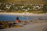 Cape-town costline — Stock Photo