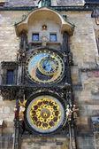 Astronomik saati — Stok fotoğraf