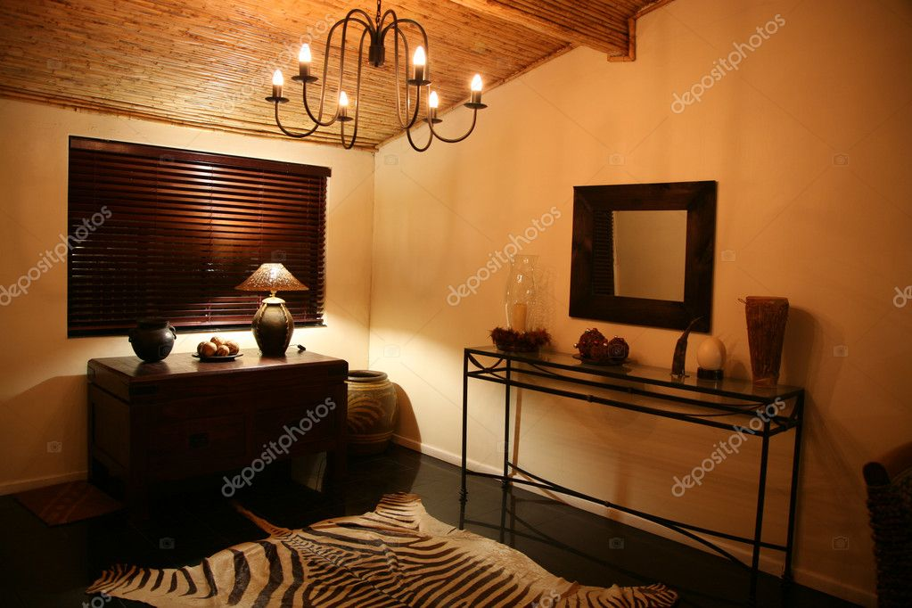 African Interior Design Stock Photo Piccaya 5255036