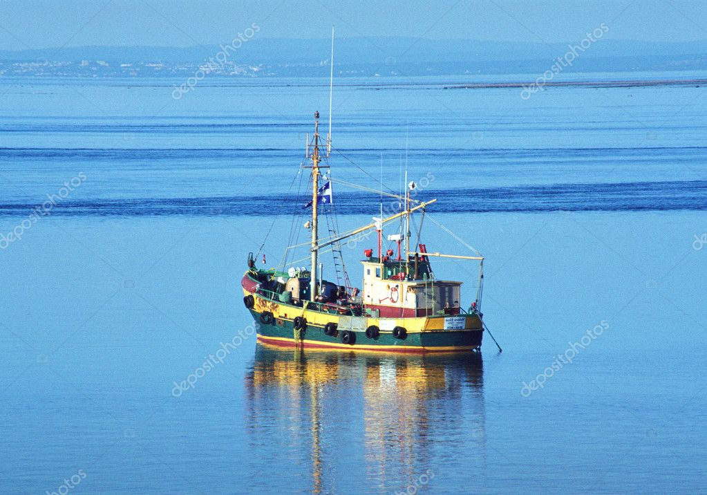 Old fishing boat stock photo 5255280 for Old fishing boat