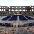 Arena of Pula - Stock Photo
