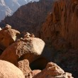 Sunrise from the Mt.Sinai — Stock Photo