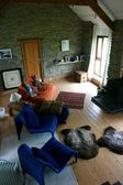 Casa no país de gales - inglaterra — Foto Stock