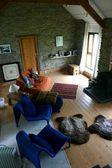 Maison dans les pays de galles - angleterre — Photo
