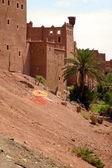 Kasbah in ouarzazate — Foto de Stock