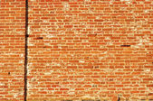 Brick wall, texture — Stock Photo