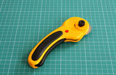 Rotary cutter — Stock Photo