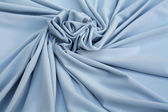 Blue grey jersey fabric textured — Stock Photo