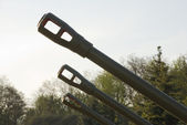 Proyectiles de arma — Foto de Stock