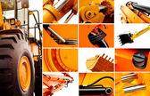 Tractor. — Stock Photo